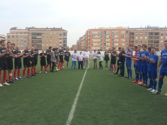 Partido solidario Catarroja final