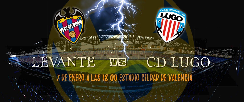 Levante Vs Lugo